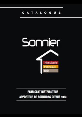 catalogue-1 | Sonnier, Menuiserie, Panneaux, Bois | Isère (38), Drôme (26), Ardèche (07)