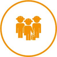icone équipe poseur | Sonnier, Menuiserie, Panneaux, Bois | Isère (38), Drôme (26), Ardèche (07)