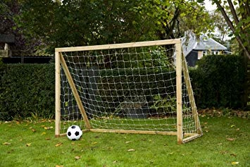 Cage de foot en bois | Sonnier, Menuiserie, Panneaux, Bois | Isère (38), Drôme (26), Ardèche (07)