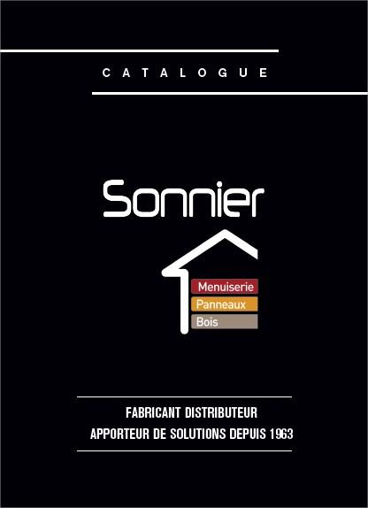 Catalogue SONNIER | Sonnier, Menuiserie, Panneaux, Bois | Isère (38), Drôme (26), Ardèche (07)