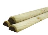 Demi rondins bois | Sonnier, Menuiserie, Panneaux, Bois | Isère (38), Drôme (26), Ardèche (07)