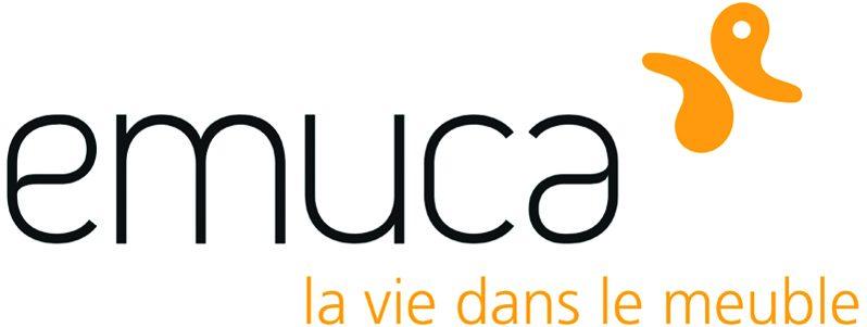 Logo partenaire Emuca | Sonnier, Menuiserie, Panneaux, Bois | Isère (38), Drôme (26), Ardèche (07)