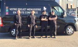 Equipe de pose | Sonnier, Menuiserie, Panneaux, Bois | Isère (38), Drôme (26), Ardèche (07)