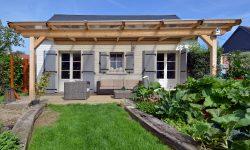 Maison Extra Ontario Blanc Perle | Sonnier, Menuiserie, Panneaux, Bois | Isère (38), Drôme (26), Ardèche (07)