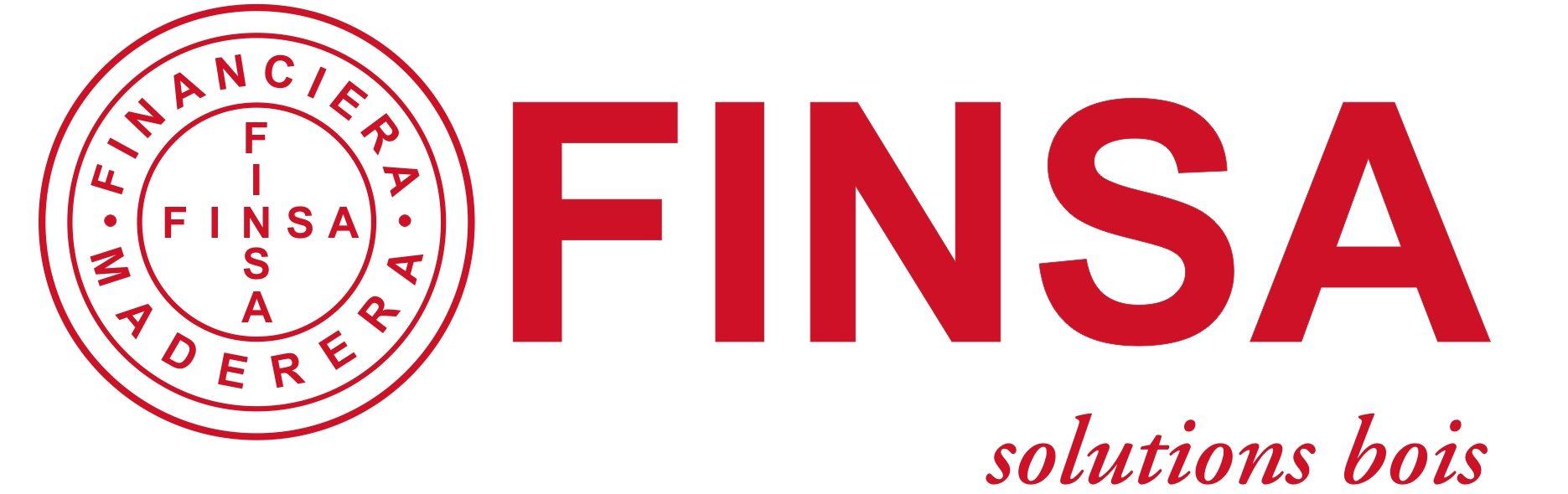Logo partenaire Finsa | Sonnier, Menuiserie, Panneaux, Bois | Isère (38), Drôme (26), Ardèche (07)
