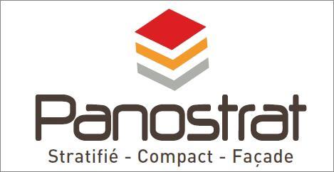 Logo partenaire Panostrat - stratifié/ Compact/ Façade| Sonnier, Menuiserie, Panneaux, Bois | Isère (38), Drôme (26), Ardèche (07)
