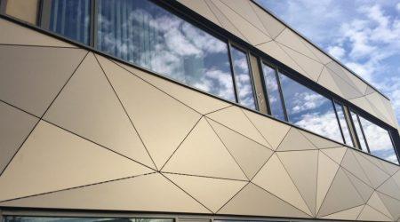 Panneaux facade trespa meteon metallics | Sonnier, Menuiserie, Panneaux, Bois | Isère (38), Drôme (26), Ardèche (07)