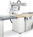 Machine atelier Scie radiale | Sonnier, Menuiserie, Panneaux, Bois | Isère (38), Drôme (26), Ardèche (07)