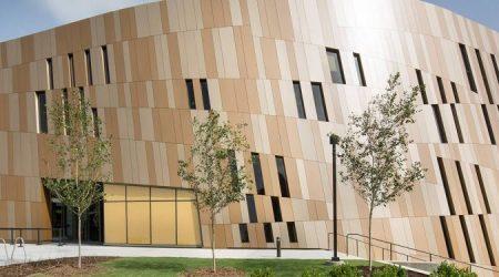 Façade bâtiment Wall panels Trespa   Sonnier, Menuiserie, Panneaux, Bois   Isère (38), Drôme (26), Ardèche (07)