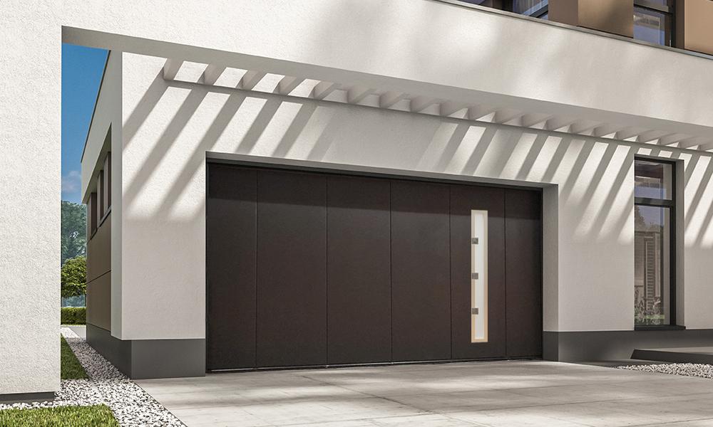 visuel hublo - Porte de garage   Sonnier, Menuiserie, Panneaux, Bois   Isère (38), Drôme (26), Ardèche (07)