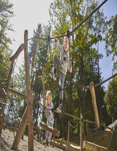 Parcours enfants | Sonnier, Menuiserie, Panneaux, Bois | Isère (38), Drôme (26), Ardèche (07)